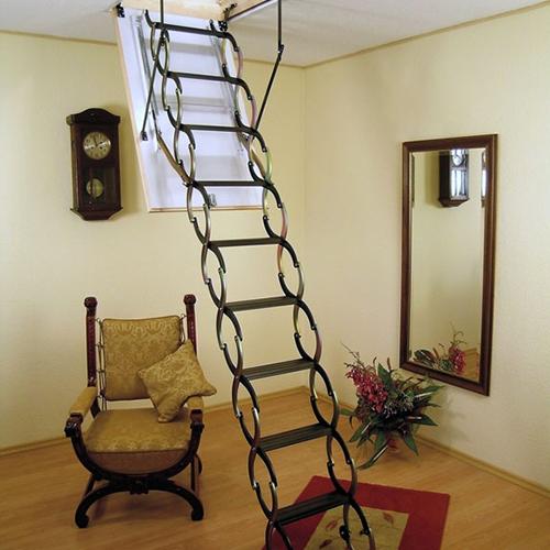 Слайд #2   Чердачные лестницы Fakro