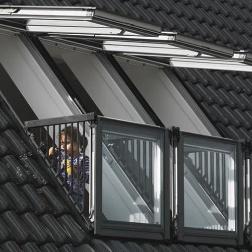 Слайд #3 | Мансардные окна Velux