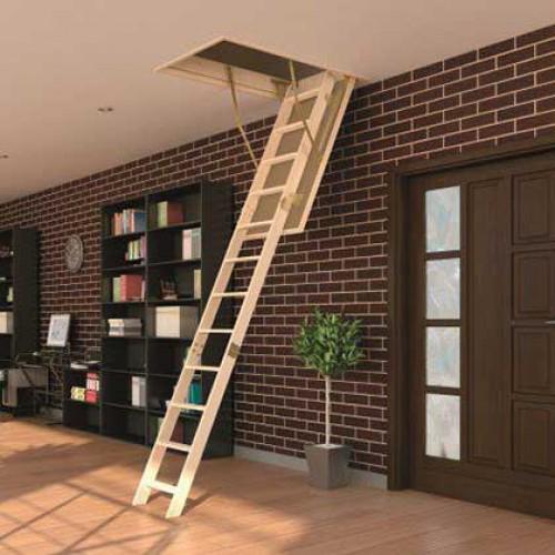 Слайд #3 | Чердачные лестницы Fakro
