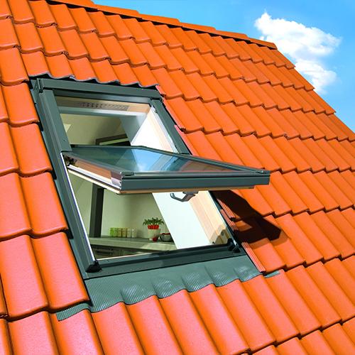 Слайд #3   Мансардные окна Fakro