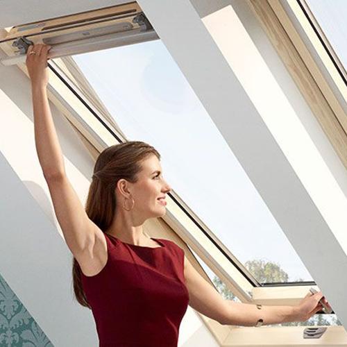 Слайд #2 | Мансардные окна Velux